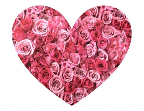 pink-rose-heart