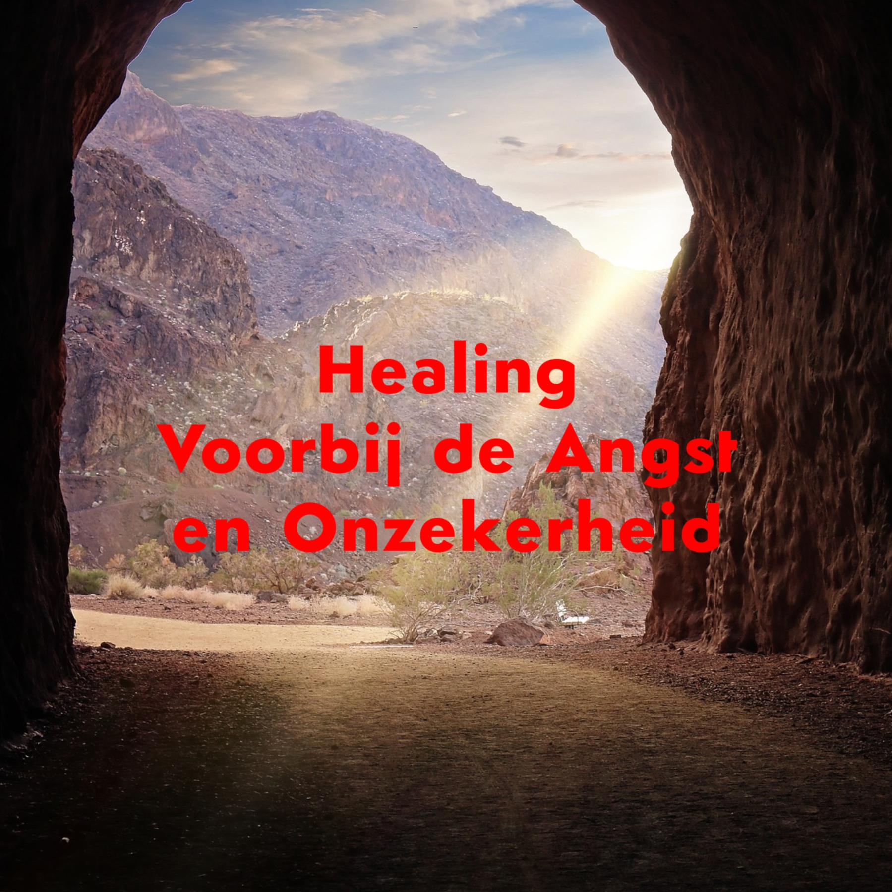Healing-Angst-Onzekerheid