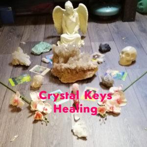 Crystal Keys Healing