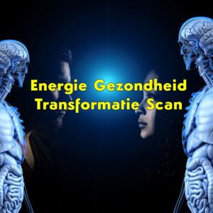 Energie Gezondheid Transformatie Scan